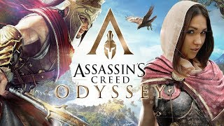 Гоняем лыс.... ой, Лёху =D / DLC. The Fate of Atlantis/ Assassin's Creed Odyssey