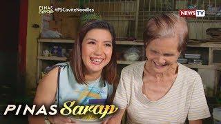 Pinas Sarap: Pansit Puso, 98 taon nang tinatangkilik ng mga Caviteño