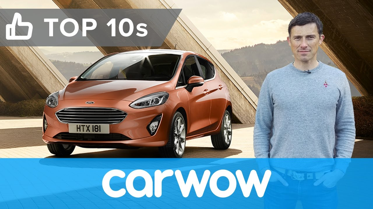 Ford Fiesta 2017 revealed - the best small car ever? | Top10s - YouTube  sc 1 st  YouTube & Ford Fiesta 2017 revealed - the best small car ever? | Top10s ... markmcfarlin.com