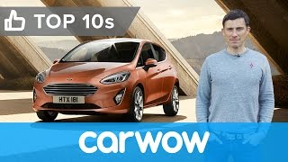 Ford Fiesta 2017 revealed - the best small car ever?   Top10s