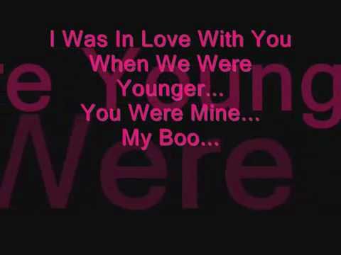 My Boo - Usher Ft. Alicia Keys (((lyrics)))