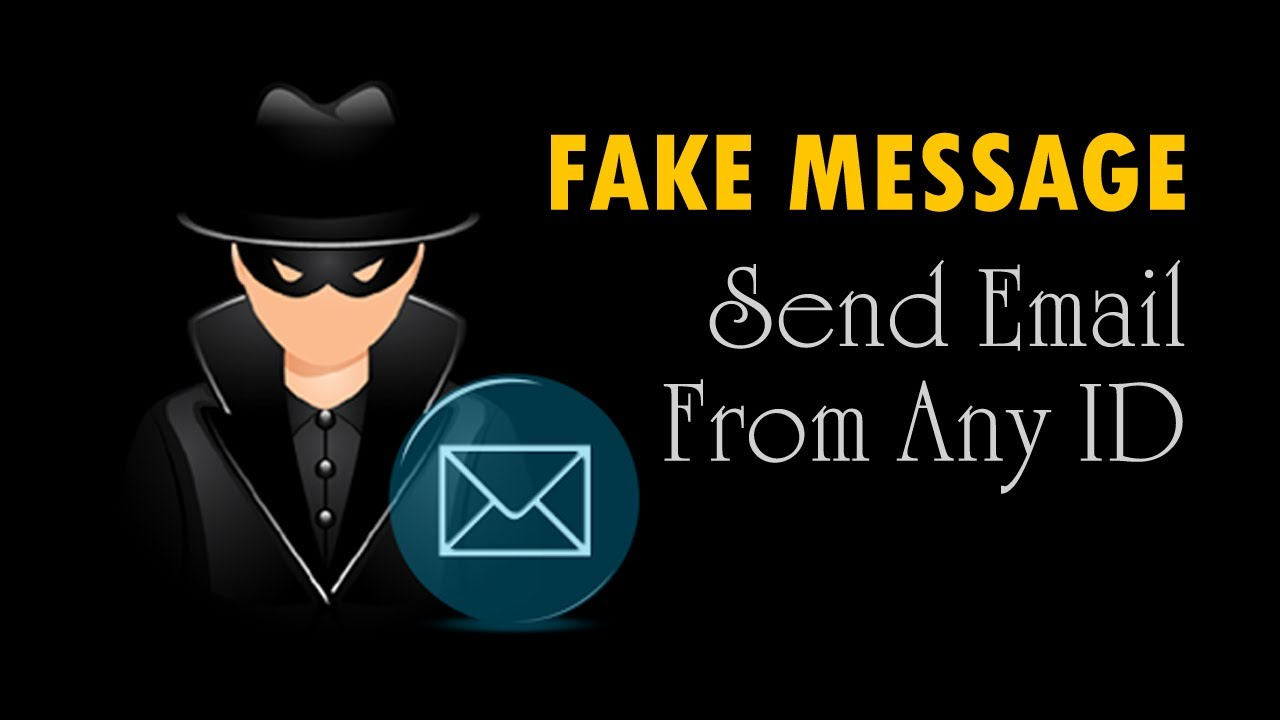 Fake Message Sender - Send Emails With Any ID