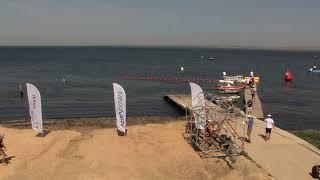 Чемпионат России по плаванию на открытой воде. День 1