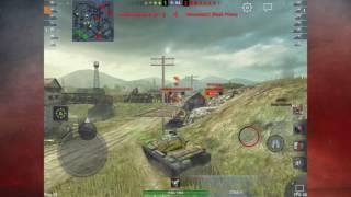 World of Tanks Blitz - Type 62 Dragon: I will survive