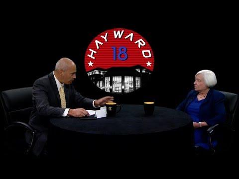 Hayward 18 (Episode 7) - Mayor Barbara Halliday