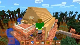 Mini Craft Story #4 - Balcony for House - Android Gameplay FHD