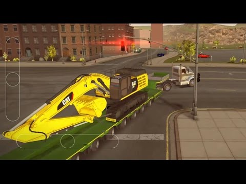 Construction Truck Simulator #2 HD