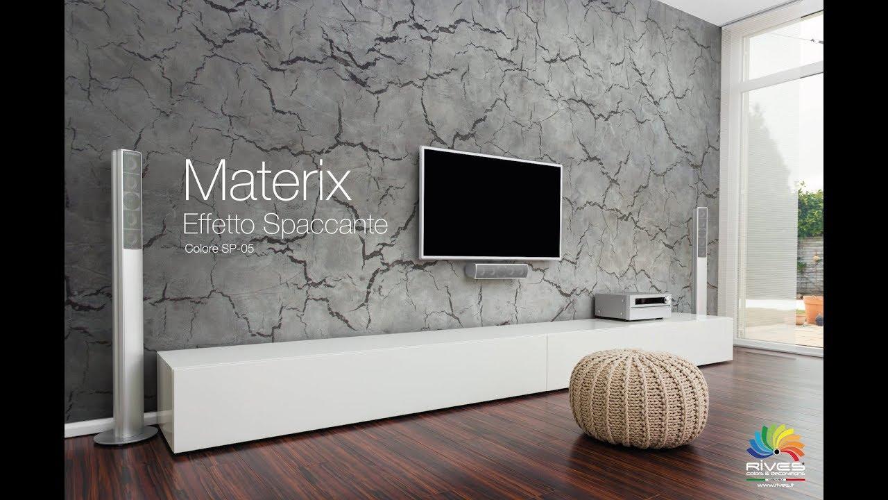 Materix Effetto Spaccante Cod Sp 05 Youtube