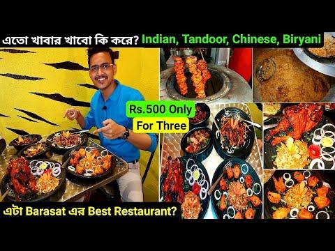 Finally BARASAT গেলাম!🔥|Tried Barasat Best Cheapest Chinese,Tandoori,WHOLE Chicken Roast,Biryani
