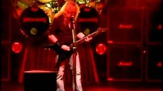 Megadeth - Train Of Consequences (Live In Philadelphia 2004)