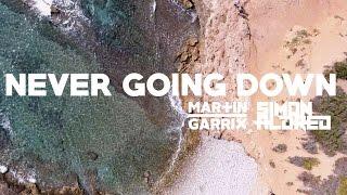 Martin Garrix Feat. Simon Aldred - Sun Is Never Going Down (4K Video)