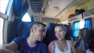 Наша поездка в Италию (или поездной кошмар) - часть 18 (ПОЕЗД РИМ ФЛОРЕНЦИЯ)