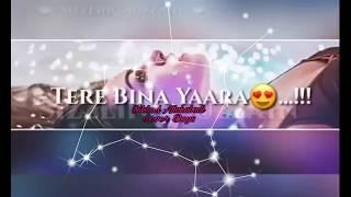 Tere Bina Yara Jeene Da Sawad Koi Na status || haye mera dil whatsapp status new 2018 Dilshad
