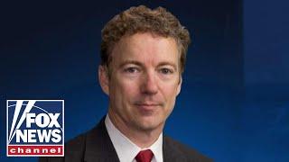 Rand Paul slams GOP 'war caucus' criticizing Trump for Syria