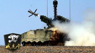 2020中国军事年度大片发布!红箭-10反坦克导弹鏖战戈壁 火箭军新装备机器人惊艳亮相!「威虎堂」20210113 | 军迷天下 - YouTube