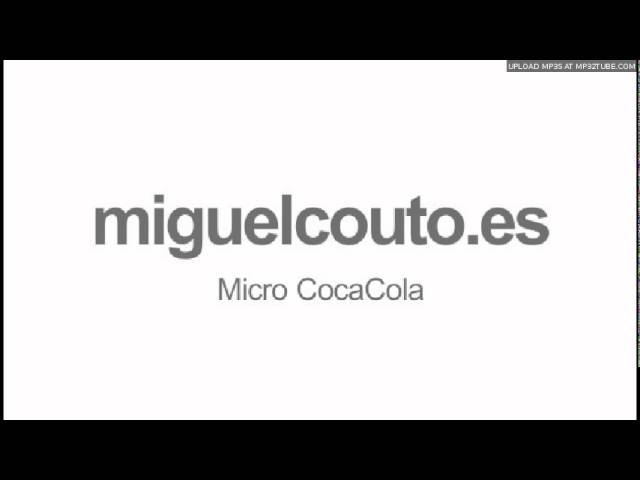 micro coca cola