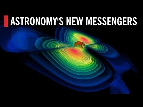 Astronomy's New Messengers | 2015