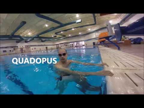 Flow Swimming: Quadopus Drills