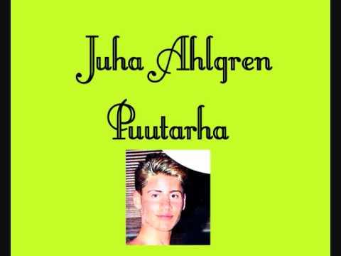Juha Ahlgren, Puutarha