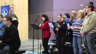 lourdes hospitalit mass 2 featuring cjm music and friends