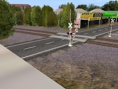 Broadway Street (Trainz Simulator) LIVE!
