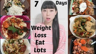 I Never Been This Heavy! Testing 7 days Weight Loss(Eating Normally)+Insomnia Reduce