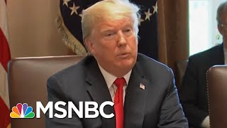 Rudy Giuliani Apparently Denies The Existence Of Truth To Defend President Trump | AM Joy | MSNBC