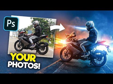 Editing YOUR Photos