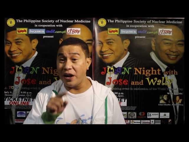 JUAN Night with Jose and Wally - Anton Diva, Ethel Booba, Wally Bayola, and Jose Manalo Travel Video