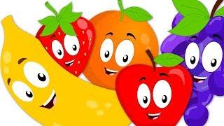 five little fruits