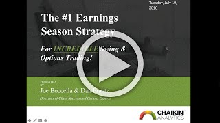 The #1 Earnings Season Strategy For Incredible Swing & Options Trading