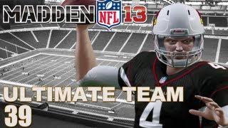 Madden 13 Ultimate Team : Chris Johnson Draft Combine Ep.39