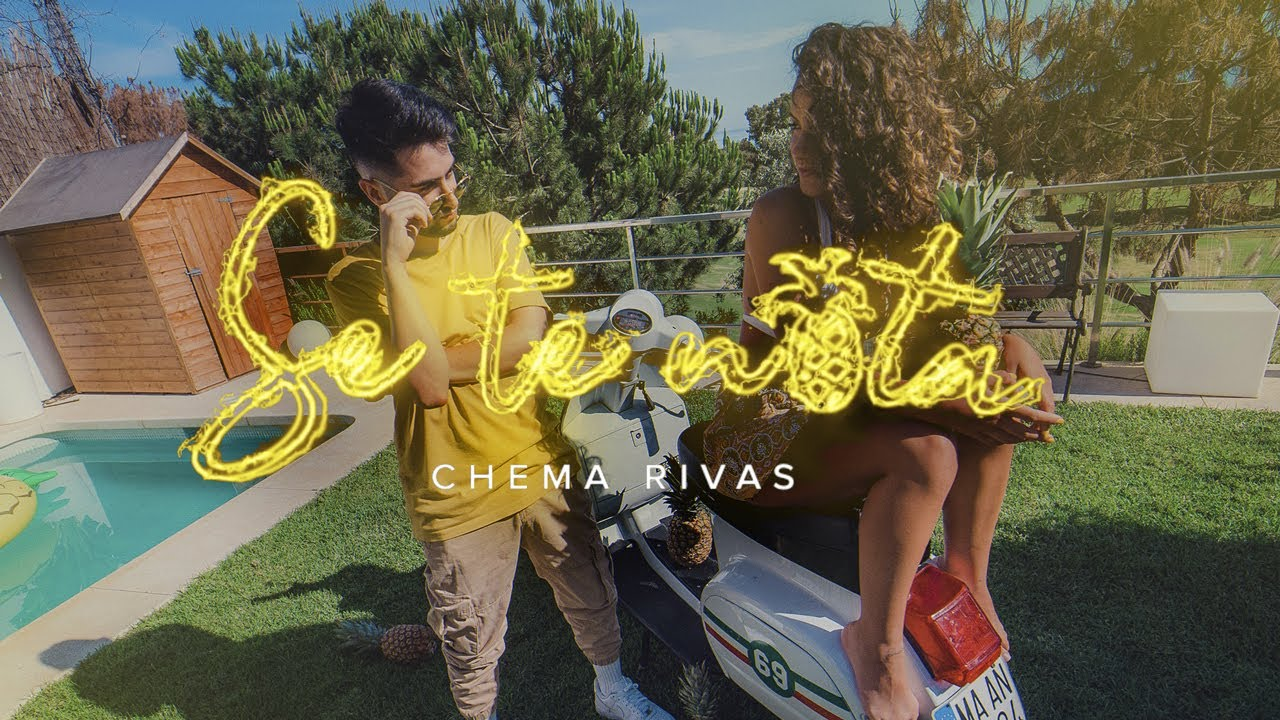 Chema Rivas - Se Te Nota (Official Video)