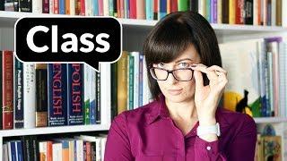 """Czy """"klasa"""" to """"class""""? Jak powiedzieć """"trzecia klasa"""", """"w klasie"""",..."""