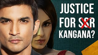 When Did Justice for Sushant become Justice for Kangana? - Did you realise the game? | The Deshbhakt