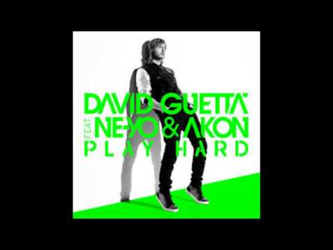 David Guetta - Play Hard (feat. Ne-Yo & Akon) High Quality Song