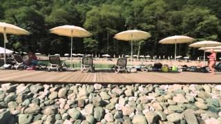 Лето на горном курорте