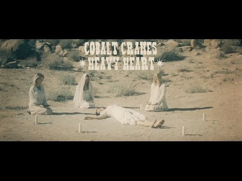 "Cobalt Cranes ""Heavy Heart"" (Official Music Video)"