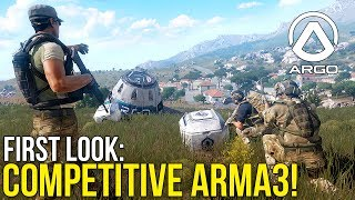 First Look : ARGO ~ 5v5 Competitive ArmA3!