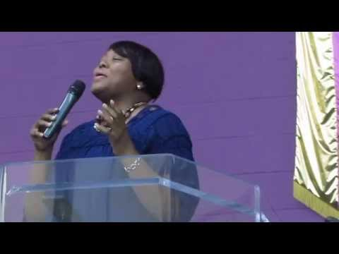 Immanuel Church Ministries - 11/1/15 - Anniversary - Evang. Cassandra Bouknight
