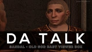 DA Talk: Sandal (Background, Lineage, and Purpose in Inquisition)