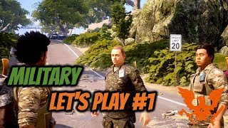State of Decay 2 - Guided Let's Play #1 (MILITARY)