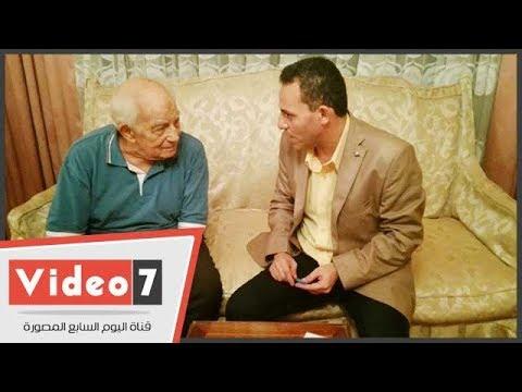 الفنان رشوان توفيق: قرأت الفاتحة للسادات فرأيته فى المنام يردد الشهادة  - 05:21-2017 / 8 / 14