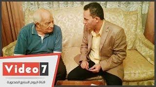 الفنان رشوان توفيق: قرأت الفاتحة للسادات فرأيته فى المنام يردد الشهادة