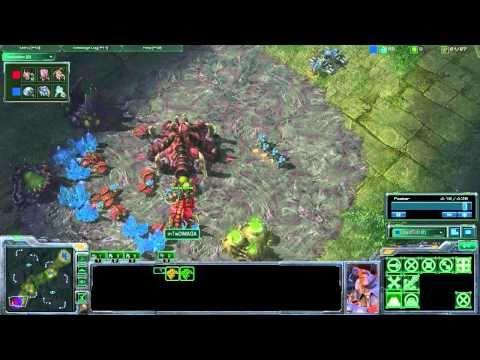 StarCraft 2 - [T] Marine Bunker Rush - Strategy