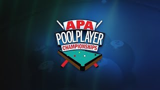 2018 APA 9-Ball Shootout Finals - White Tier - Kevin Jans vs. Sandi Teet