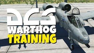 DCS World - Warthog A10C Training
