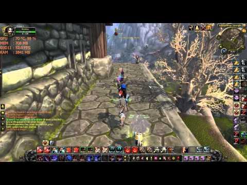 World of Warcraft ( Warlords of Draenor ) - Benchmark on i5 4440 + GTX 750 1GB Full HD