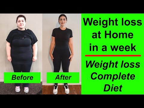 weight loss tips in tamil in one week How to Loss Weight Fast Naturally At Home _ Tamil Beauty Tips