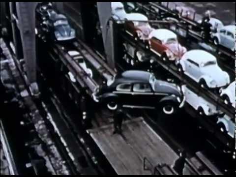 "Airhead Vintage VW Treffen #7  ""Cruise Across America"""